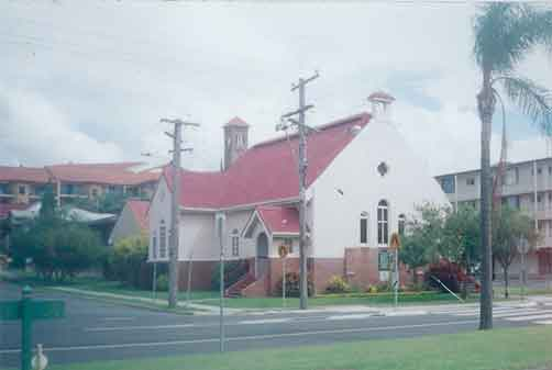 St Peters Church Anglican Church Coolangatta Queensland Australia